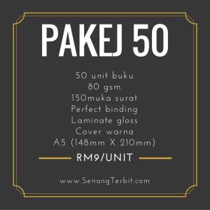 PAKEJ 50 REAL